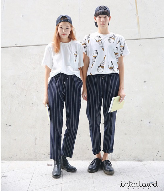 fabulous couple outfits instagram
