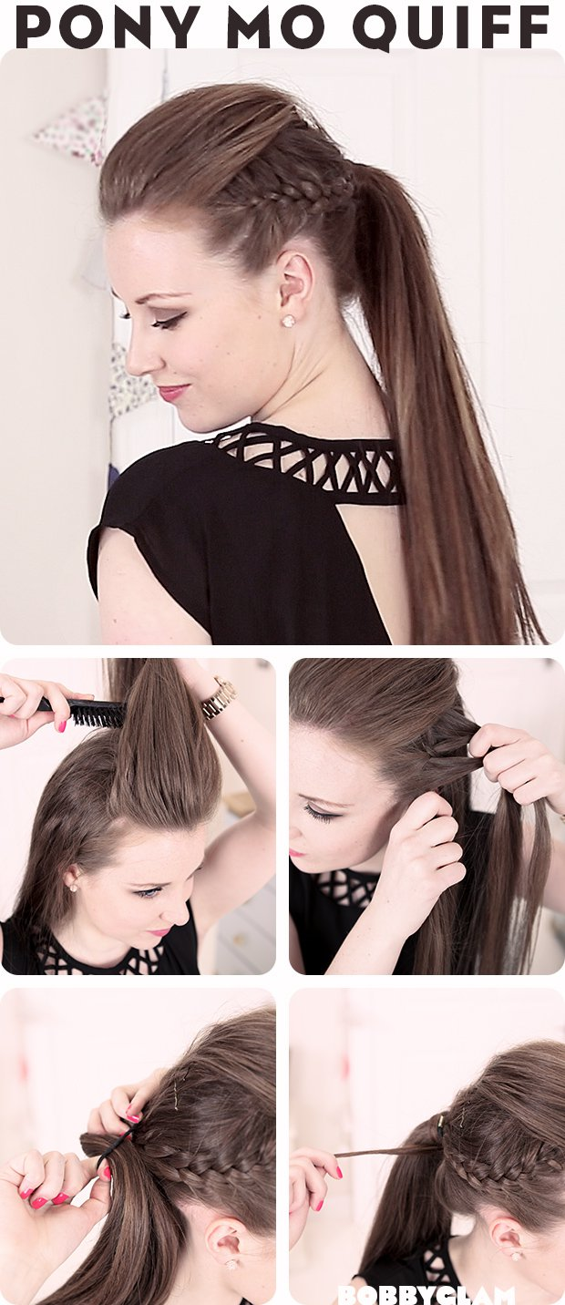 Ponytail Hairstyle You Can Try Fashion Zone Best Designs Cool
