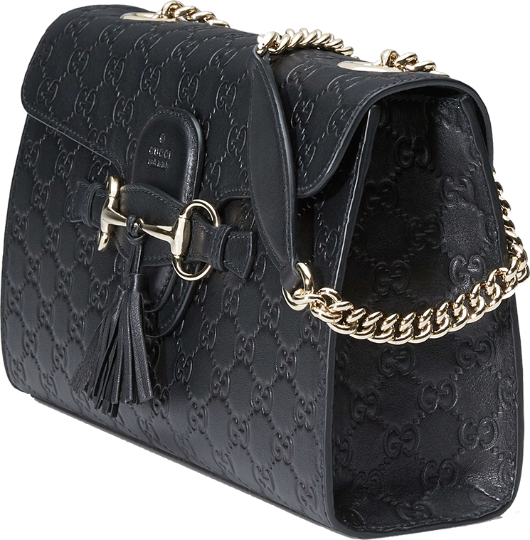 Fashion Lady Gucci Emily Guccissima Chain Shoulder Bag You Can Buy ...