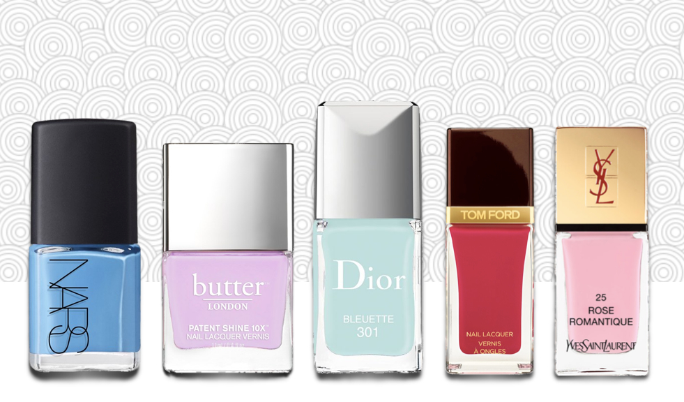 Fresh Spring Into Summer Nail Colors To Try in 2016 | Fashion-Zone ...