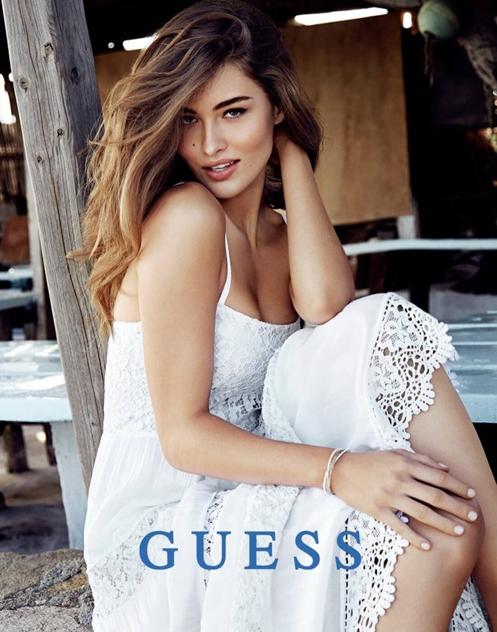 GUESS 2016 Spring Summer Ad Campaign