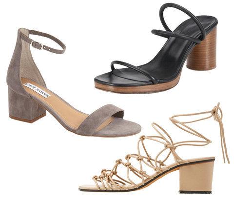 Sexy and Foot-Friendly Sandals to Wear This Spring