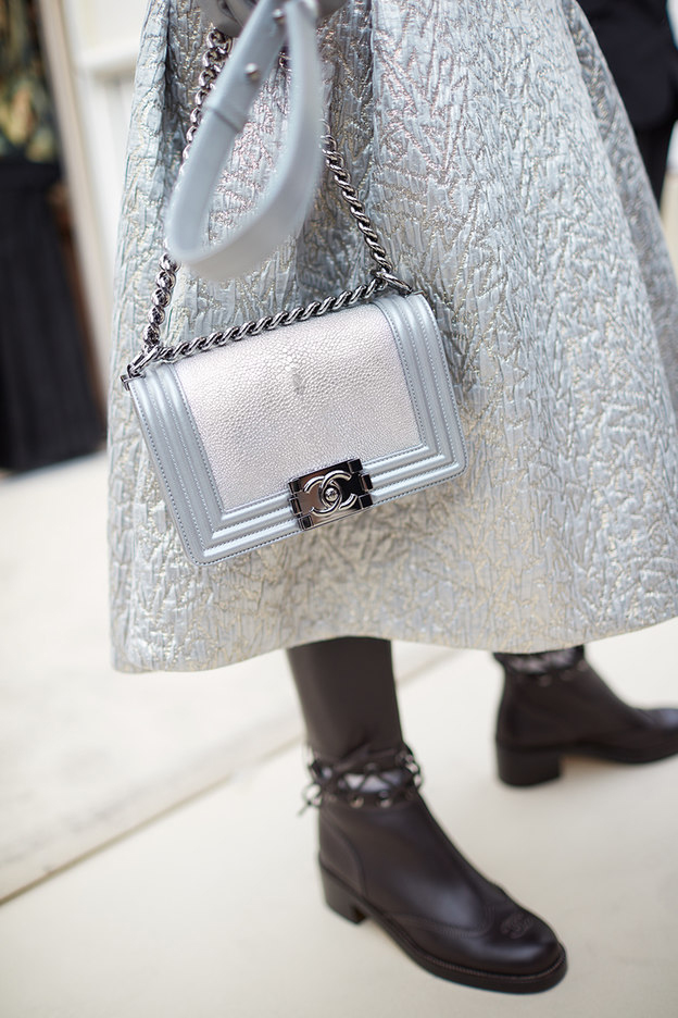 Chanel fall / winter bags