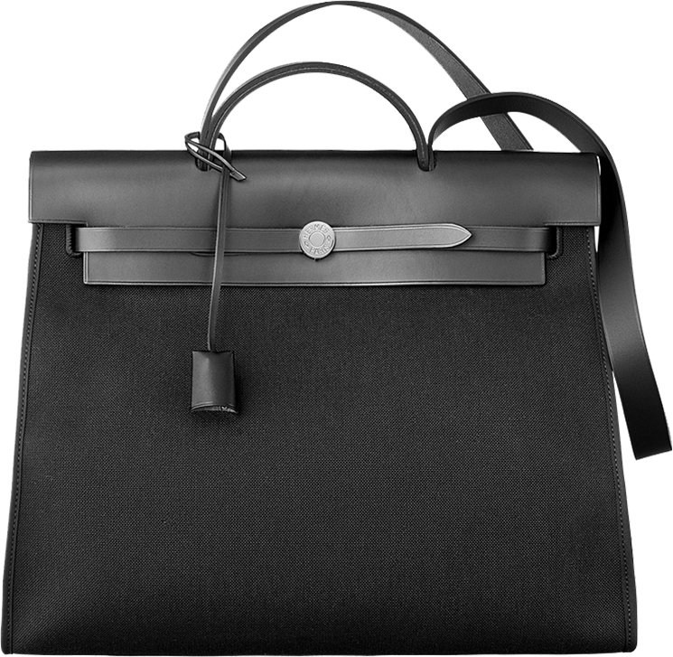 Hermes-Herbag-Zip-Bag