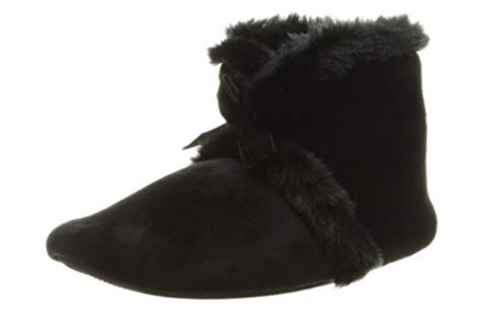 5. Bootie Slippers For The Bedroom