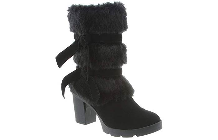 Fuzzy Winter Boots