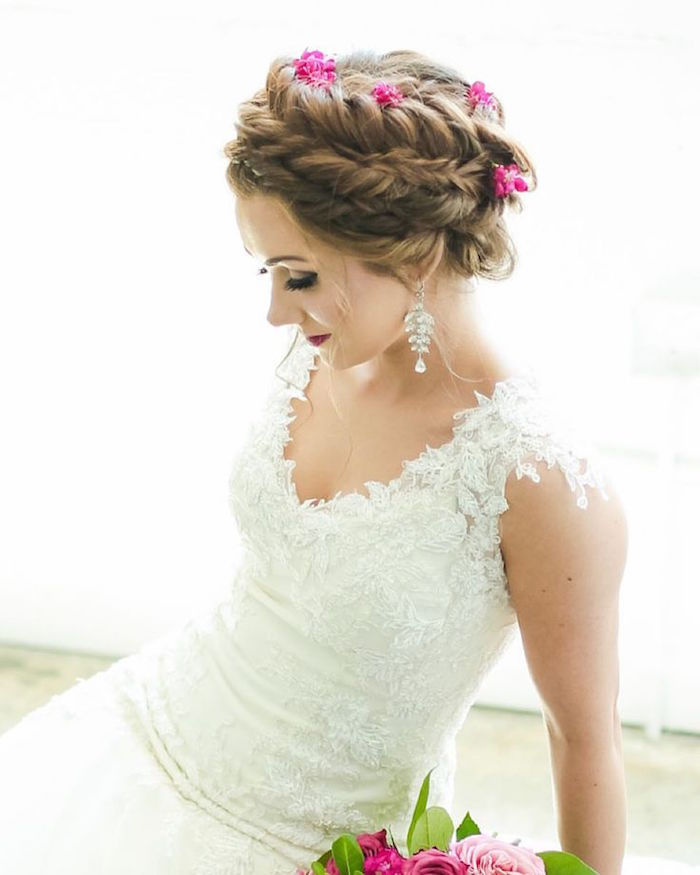 The Fashion And Latest Wedding Hairstyles from Hair & Makeup by Steph