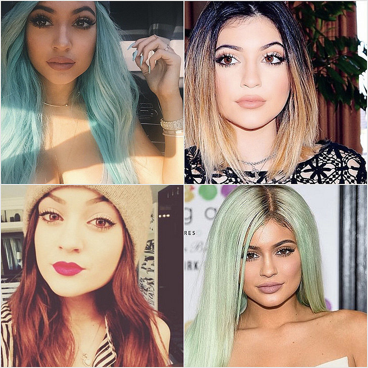 Choose One Hair Color Style For Yourself